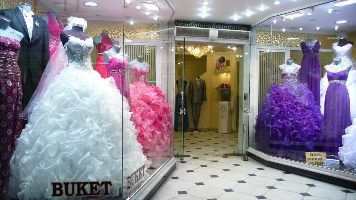 Los inolvidables trajes de novia