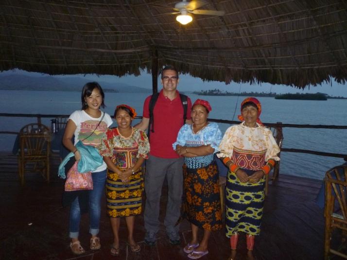 La encantadora gente del Yandup