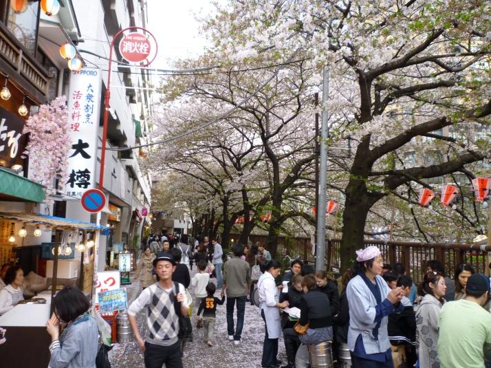 Calle Nakameguro