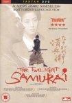 el ocaso del samurai