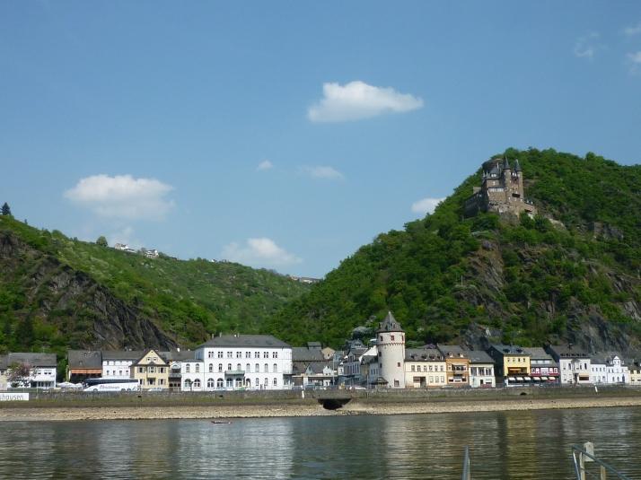 Bacharach y Burg Stahleck
