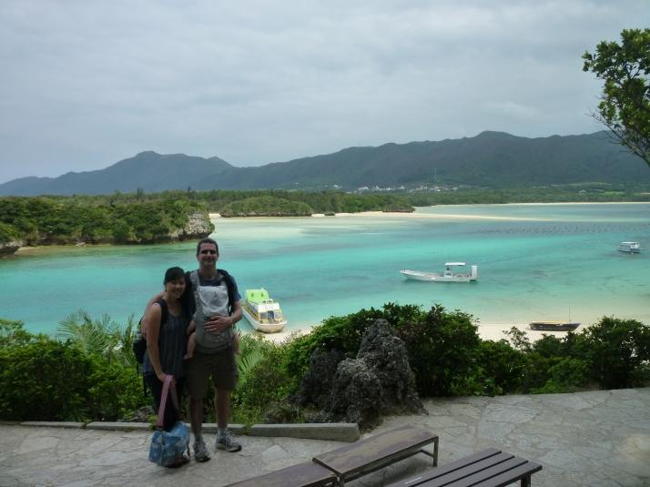 Kabira, en la isla de Ishigaki, Okinawa