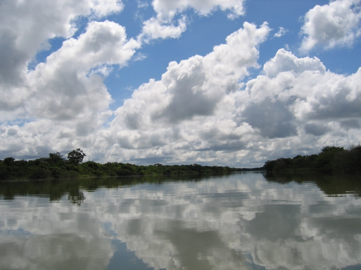 Remontando el Rio de la Pasión