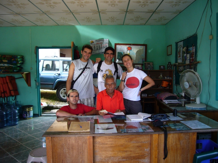 Don Pedro y sus maravillosas historias