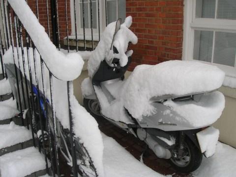 El invierno llega aunque tu no quieras
