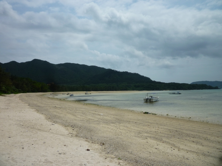 La playa de Sukuji