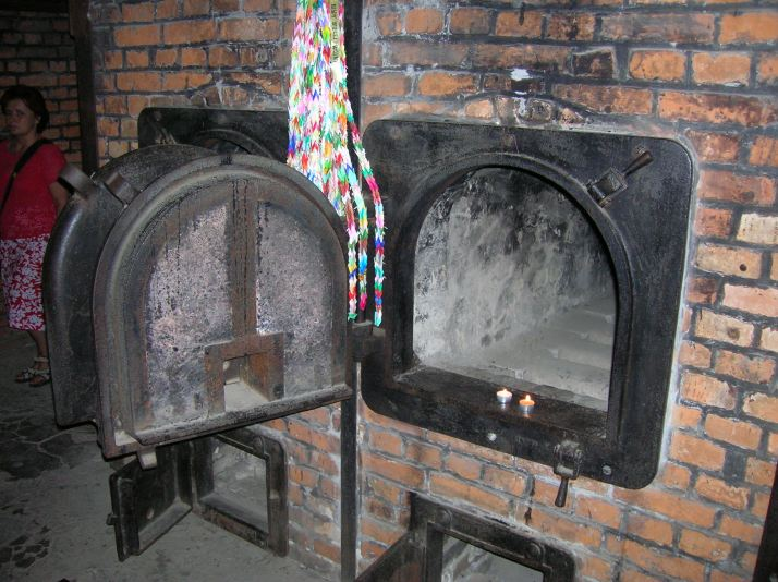 Crematorio de  Auschwitz I