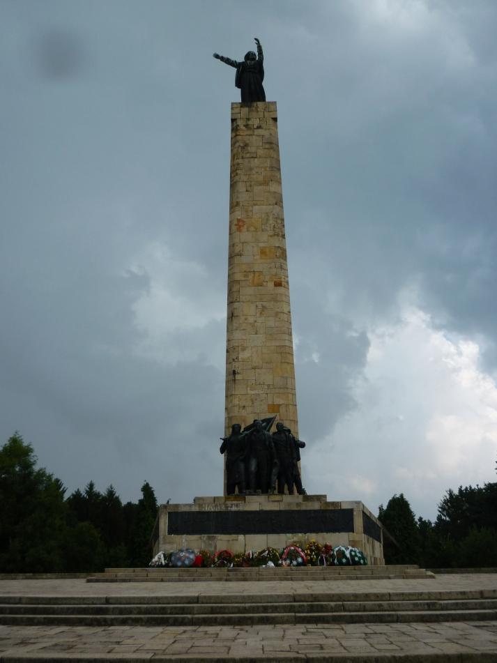 Monumento a la victoria en la SGM