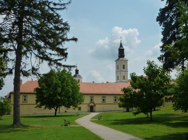 El monasterio de Krusedol