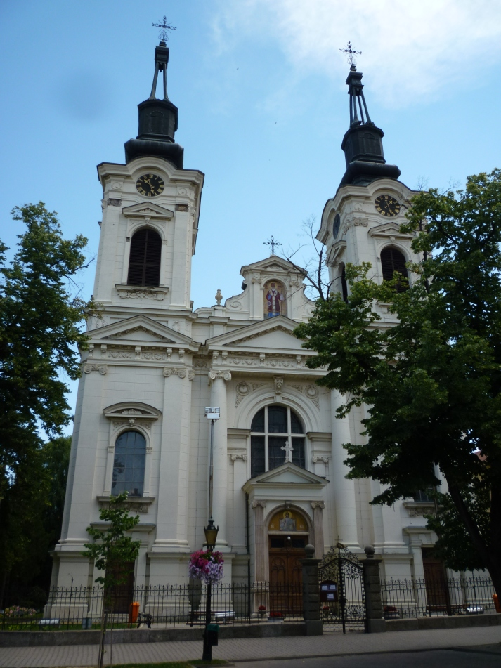 Catedral Ortodoca de San Nicolas