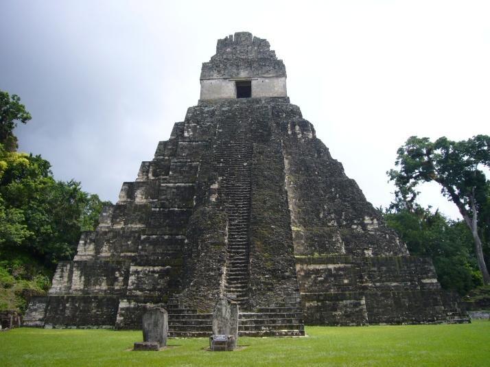 El elegante Templo I