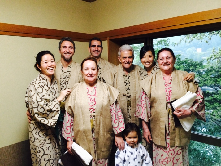 Familia Onsen