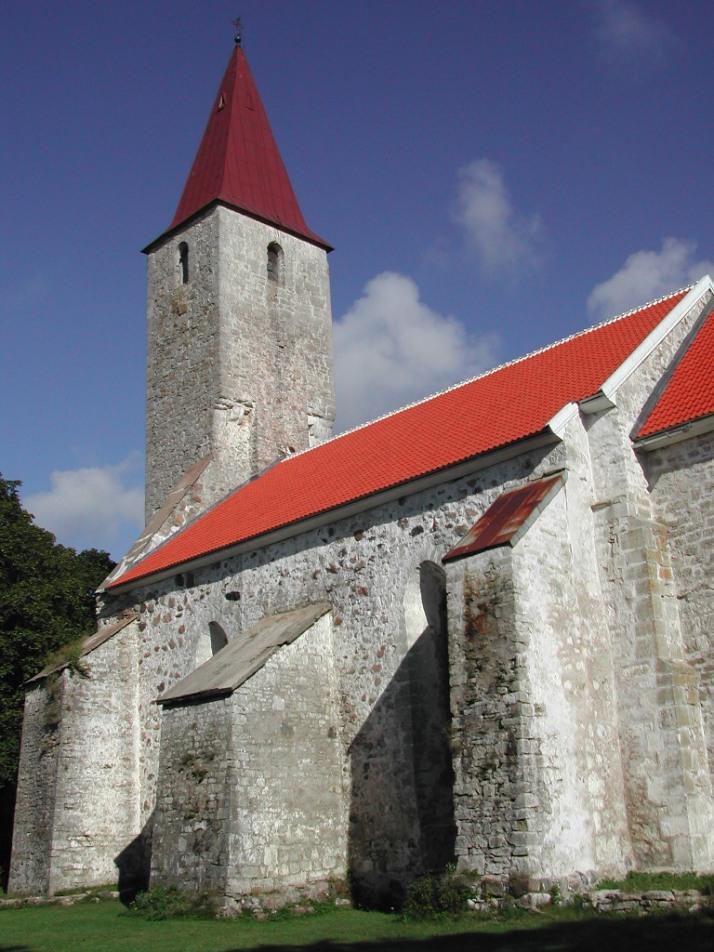 Iglesia de Puha