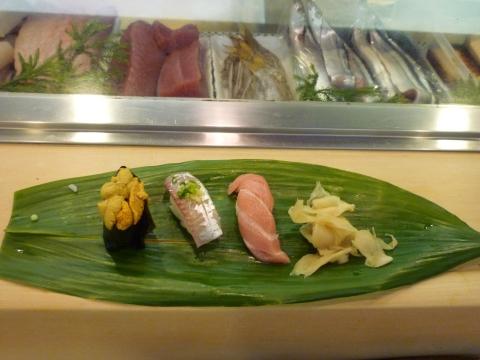O millor sushi du mondo