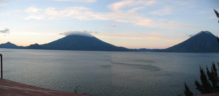 Panoramica Lago Atitlan 1