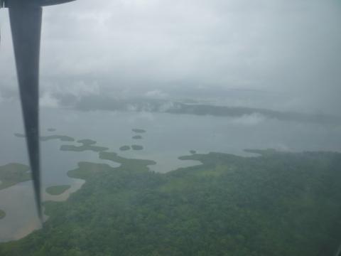 Llegando a Bocas