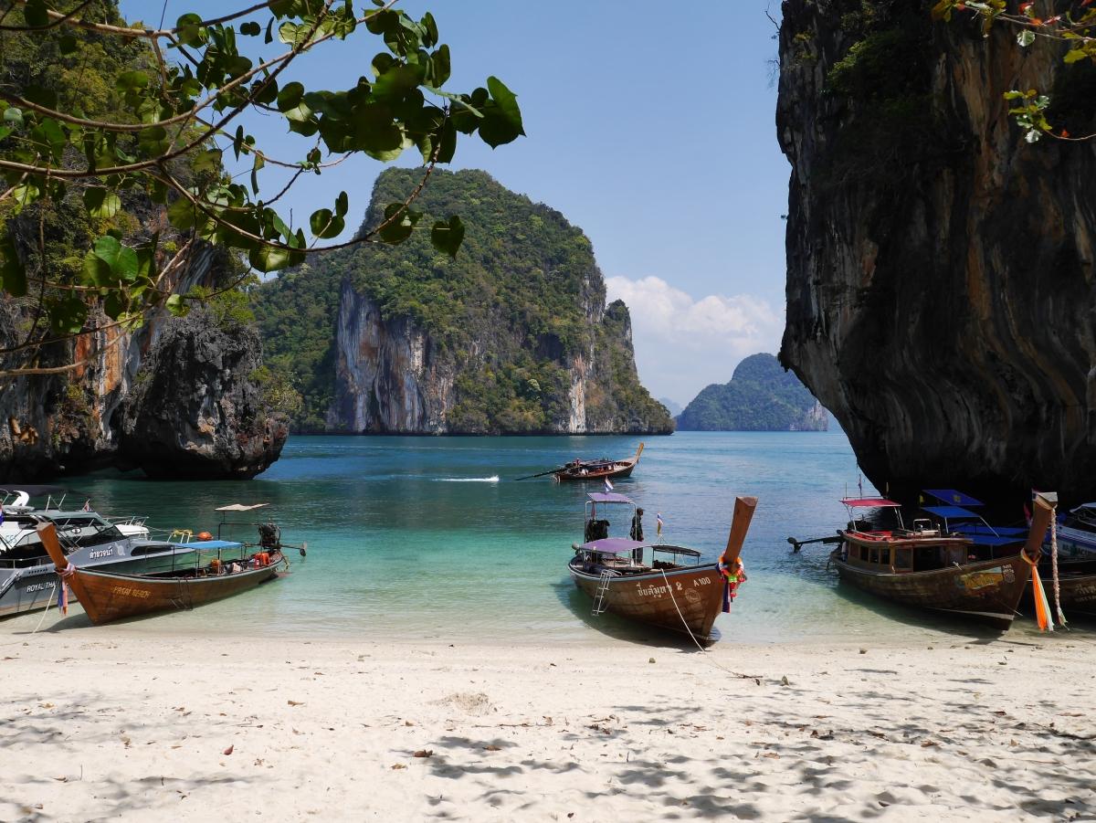 Gu a tailandia krabi railay y las islas hong con o sin ni o peque o - Islas con ninos ...