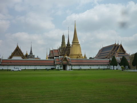 El Grand Palace, Bangkok