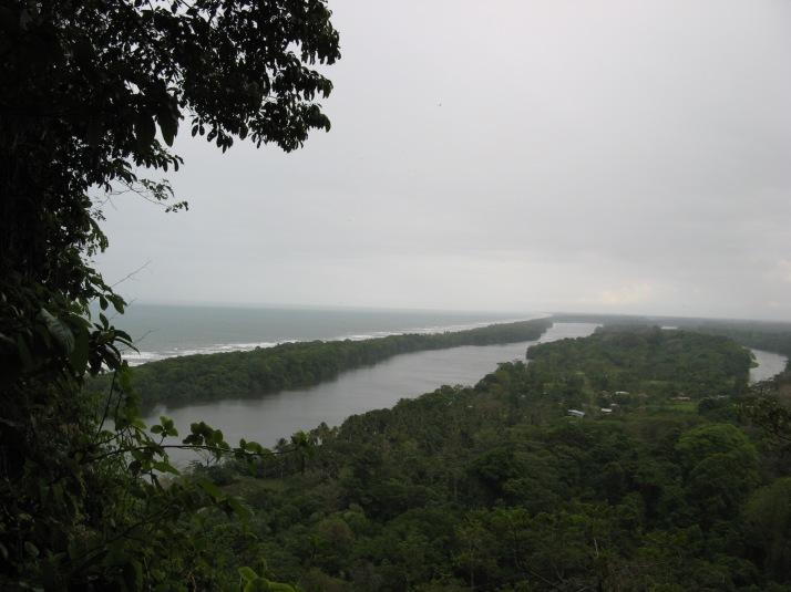 Vistas desde Cerro Tortuguero