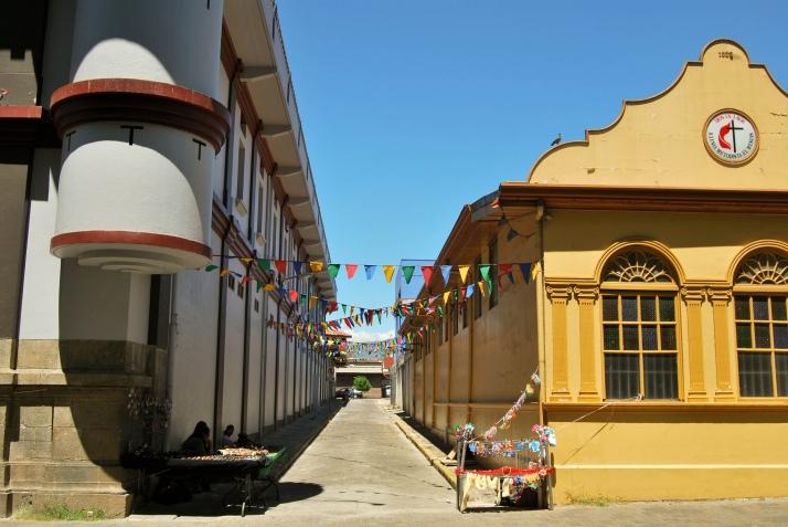 Calle de Alajuel. Foto de Zhu en Flickr