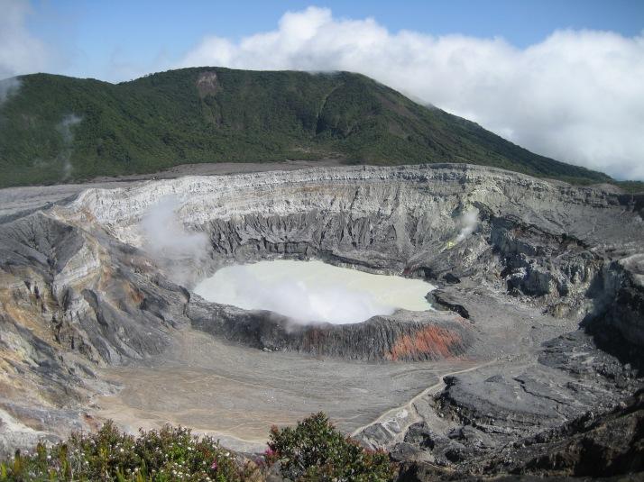 Cráter Principal. Foto de Slothra en Flickr