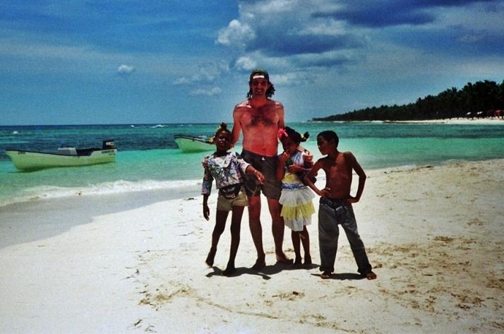 Isla Saona, República Dominicana, 1994