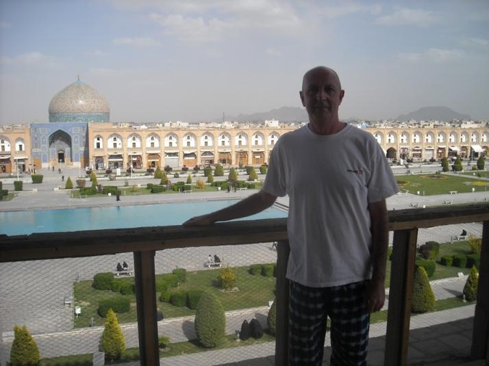 Isfahán, Irán, 2011