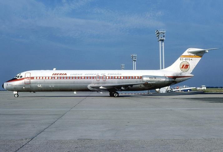 Un DC-9 para empezar