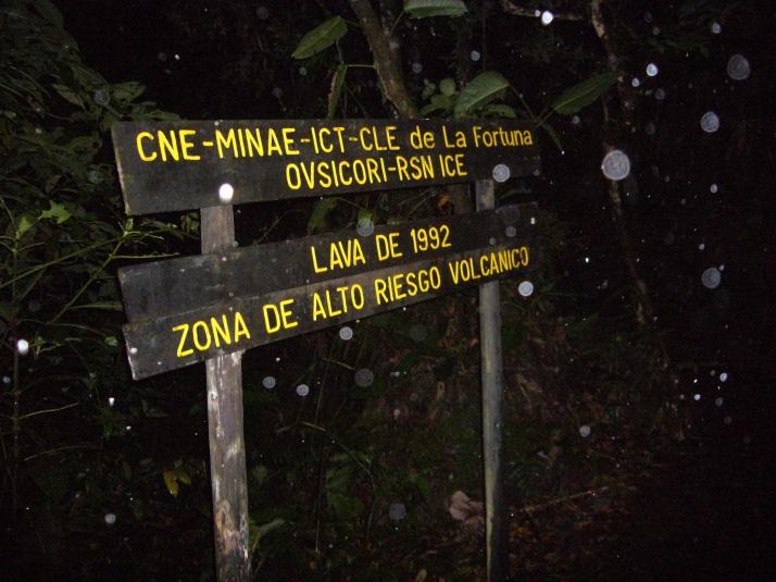 30.- Dia 6 - Volcan Arenal