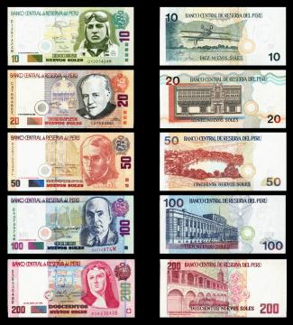Billetes_Banknotes_Peru