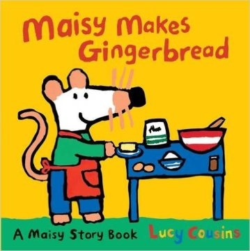 Maisy Gingerbread