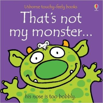 This is not my monster