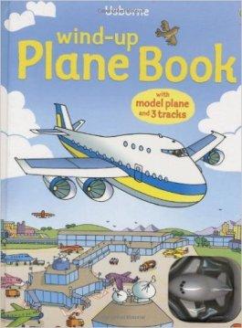 Wind up plane