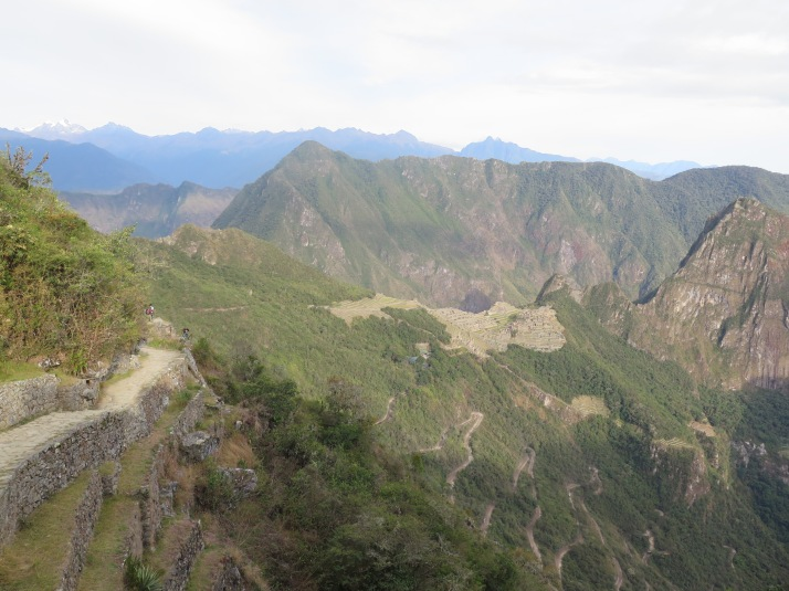 Machu Picchu desde IntiPunku, La Puerta del Sol