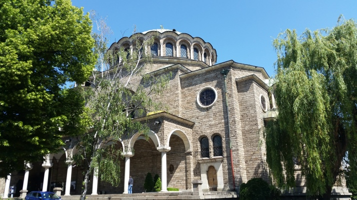 Iglesia de St Nedelya (Sagrado Domingo)