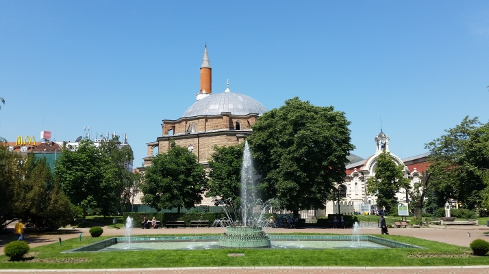 Mezquita Banya Bashi