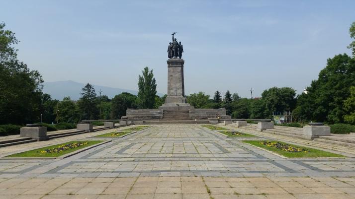 Monumento al Ejército Soviético