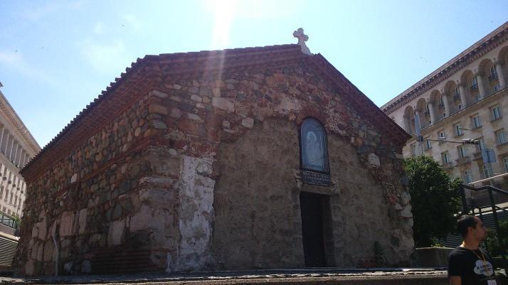 Iglesia de San Pekta