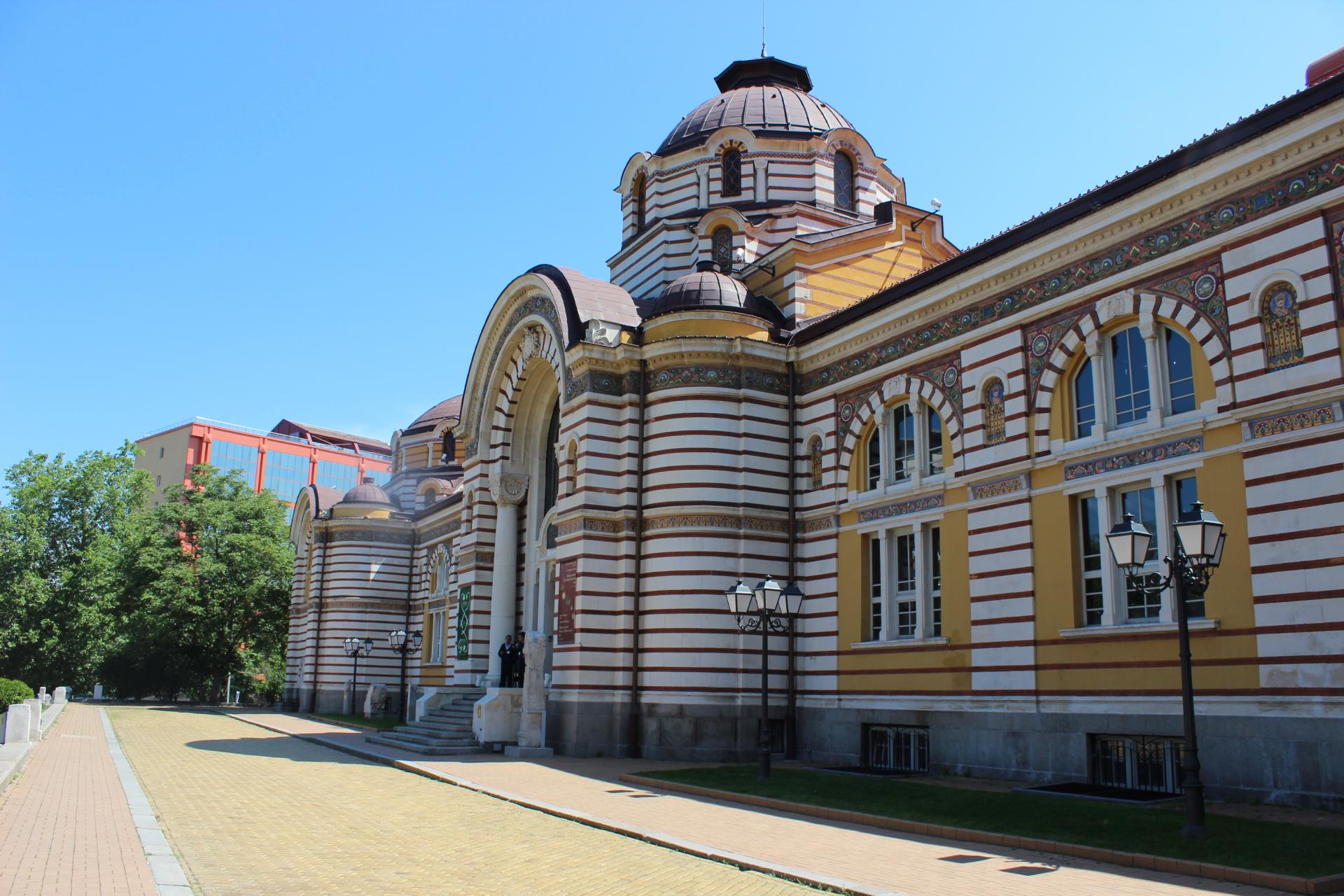 Guía: Bulgaria: Sofía y el Monasterio de Rila